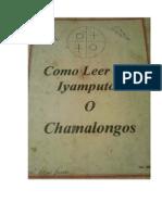 Como Leer Los Iyamputos o Chamalongos