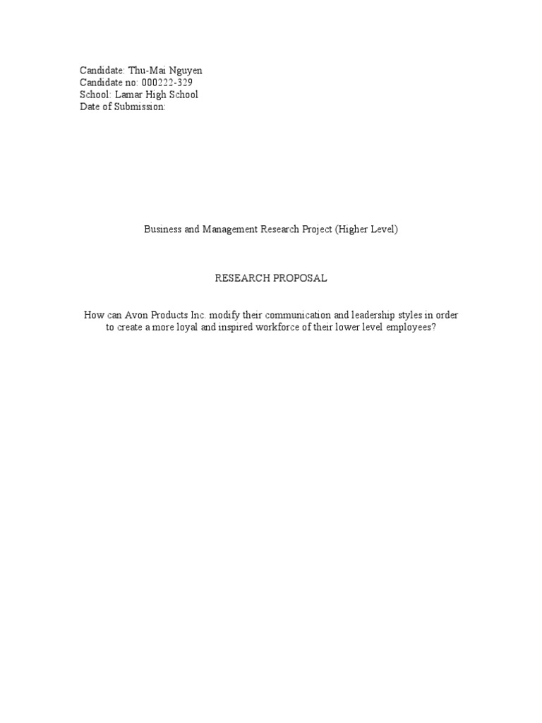 extended essay on business and management Ib business and management extended essay examplespdf free pdf download now source #2: ib business and management extended essay examplespdf.