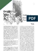 02. Folklore y cultura popular, equívocos. Isabel Aretz