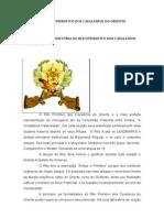 HISTÓRIA DO RITO PRIMITIVO DOS CAVALEIROS DO ORIENTE