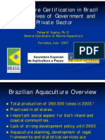 02 Aquaculture Certification in Brazil
