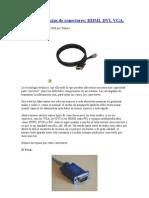 Tipos y Diferencias de Conectores