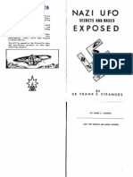 Nazi UFO Secret and Bases Exposed by Dr. Frank E. Stranges
