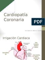 Cardiopatia Coronaria