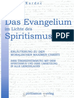 Das Evangelium Im Lichte Des Spirit is Mus