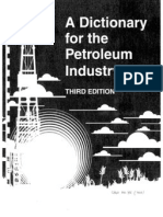 Oil & Gas Dictionary