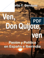 Ven Don Quijote Ven