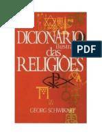 Dicionário Ilustrado Das Religiões - Georg Schwikart