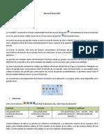 Microsoft Word 2007 - Formato Parrafo