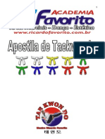 Apostila_TKD_2009