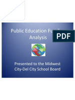 public education funding analysis ed7822
