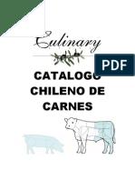 Catalogo Chileno de Carnes