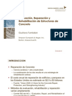 Evaluación, Reparación y Rehabilitación de Estructuras de Concreto-_Gustavo_Tumialan