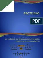 PROTEINAS PRESENTACION proteinas 1111