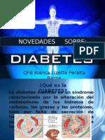 Novedades en Diabetes mellitus
