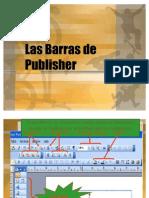 Las Barras de Publisher