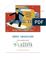 Laqshya News Magazine Updated