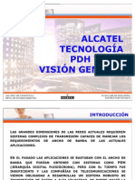 Alcatel PDH y SDH Overview (Spa)