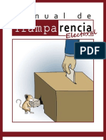 Manual cia Electoral