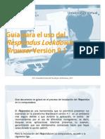 Manual Respondus Alumno
