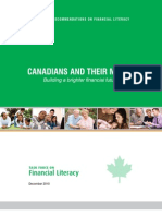 Canadians and Their Money 1 Report Eng