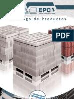 Block Macizo CatalogodeProductosEPCA