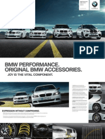 Bmw Performance Accessories 2011 Flyer