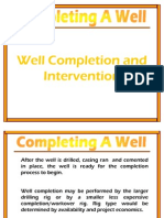 05 Well Completion