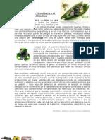 Contaminación Tecnológica y el Cambio Climático BLOQUE III