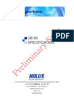 HOLUX UB-93