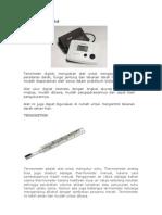 Tensimeter Digital