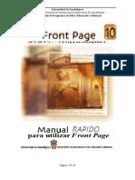 Tutorial de FrontPage