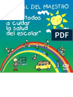 manual del maestro salud escolar