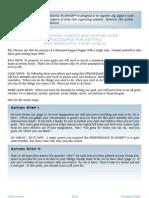 Zig Ziglar - Goal Setting Process Workbook