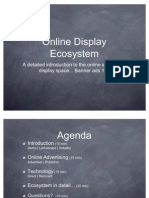 Online Ad Ecosystem GA 8.22.11