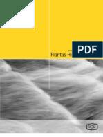 Folleto plantas hidroeléctricas de Costa Rica
