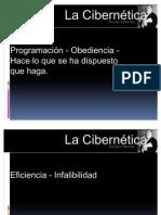 7.- Principios Bsicos y Crtica a La Ciberntica
