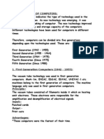 Computer Fund Terms