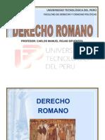 3. Clases de Derecho Romano - tercera sesión