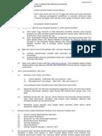 Lampiran Surat Tawaran BM