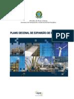 Plano decenal de expansão de energia 2020