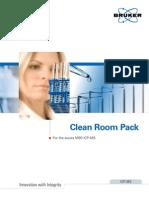 Aurora Clean Room Pack