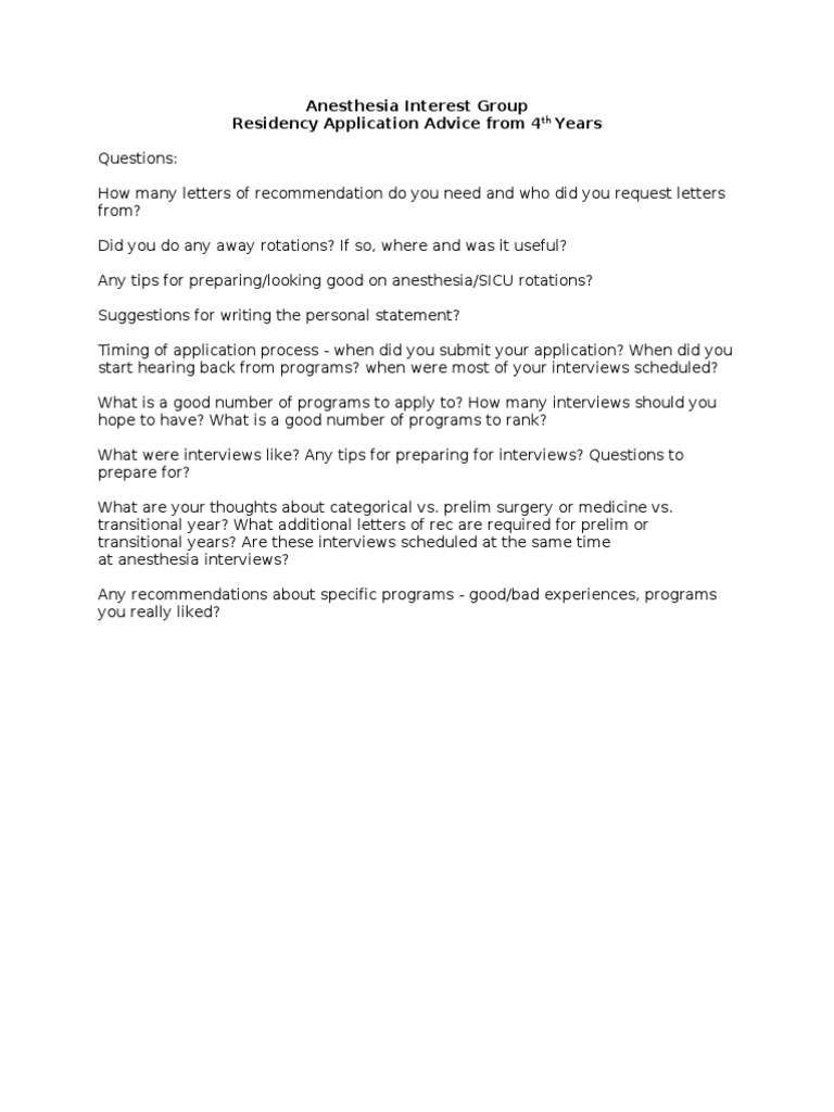 transitional year personal statement sample
