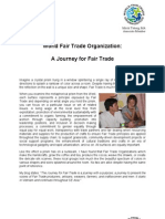 A Journey for Fair Trade
