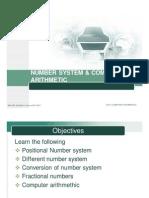 Number System Mep
