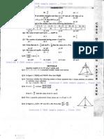CBSE Sample Papers Class 10th_maths Set 5
