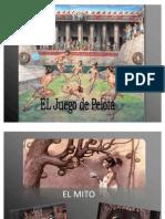 JUEGO DE PELOTA.
