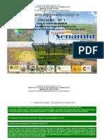 1er Decadal Para El Cultivo de La Quinua en La Eco Region Del Altiplano Centro y Sur Del 3er Decadal de Agosto RM