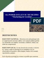 El Poder esta en su Municipo - Oswaldo-Moreno