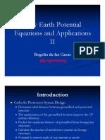 New Earth Potential Equation & Application II by Rogelio de Ias Casas